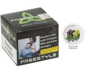 Freestyle - Rock Steady (150g Dose)