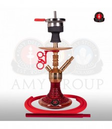 AMY Alu Antique Berry Mini 072.03 - gold red