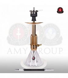 AMY Little Rocket 067.02 - clear - gold