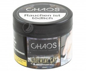 Chaos Tobacco - Oriental Cay (Dose 200g)