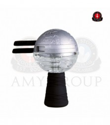 Amy GlasSi Globe Set silber